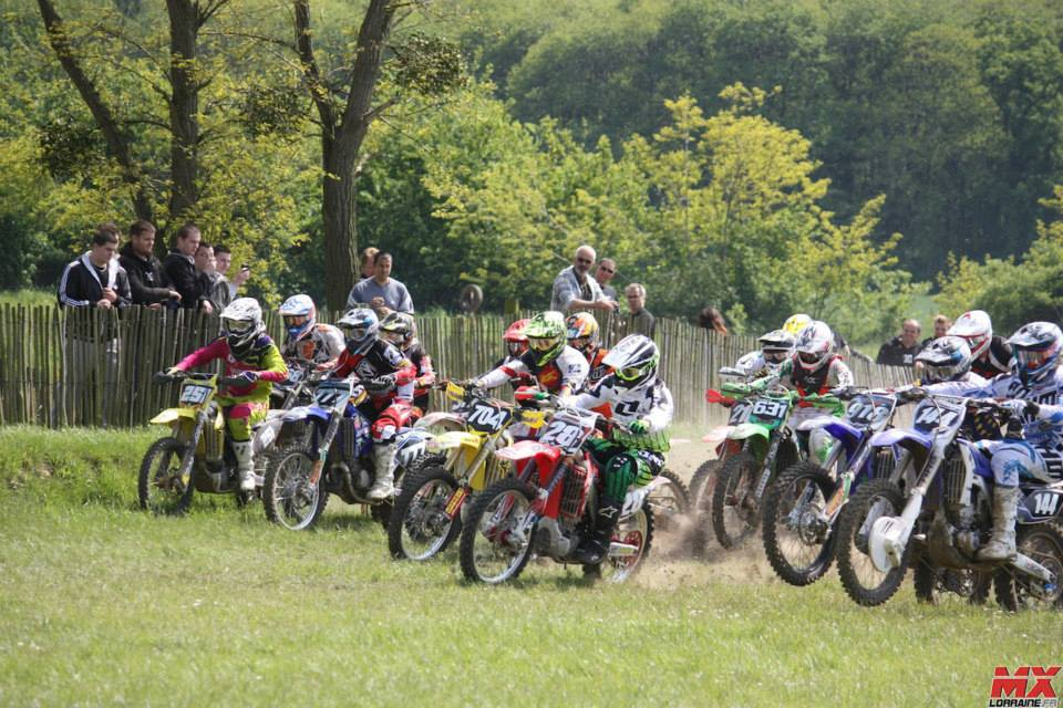 National MX2 à Gravenchon