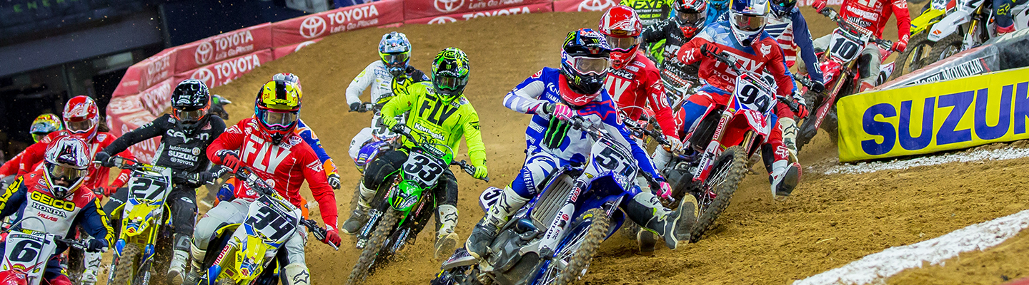 Supercross AMA East Rutherford 2019