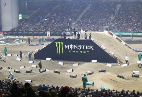 Supercross Geneve 2018