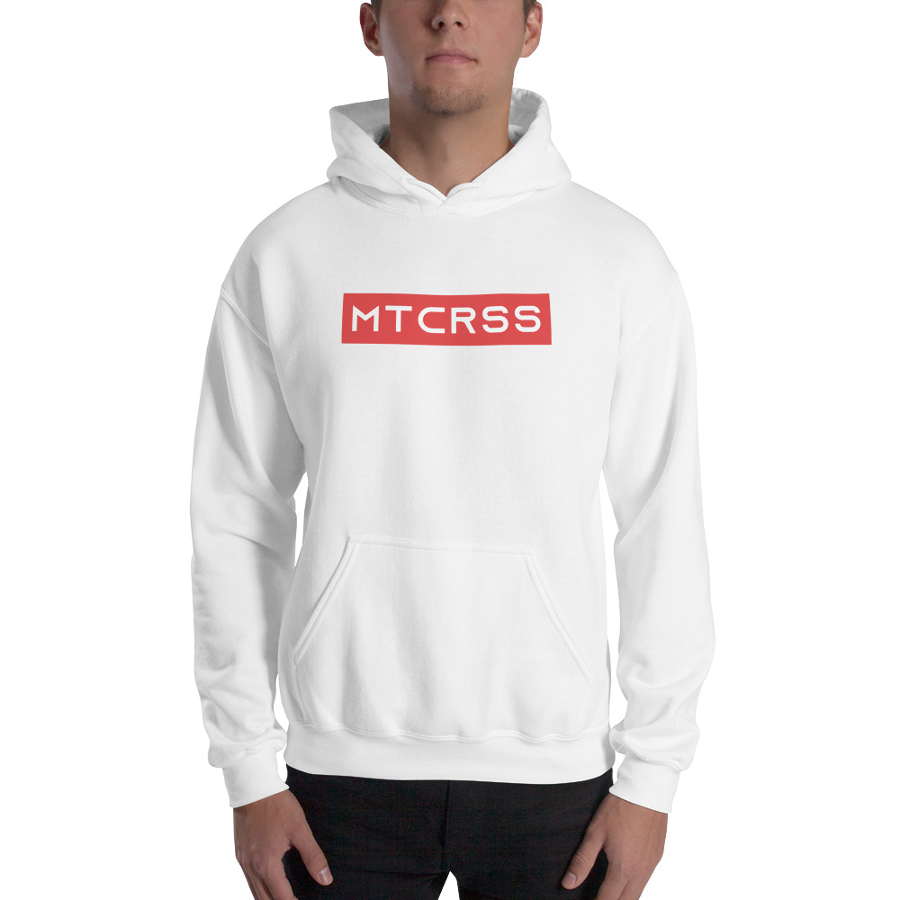 Sweat à capuche MTCRSS #2